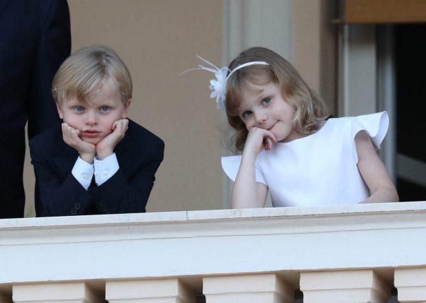 Jacques y Gabriella de Mónaco, los baby royal más adorables / Gtres