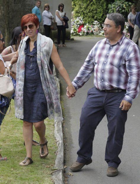 Sandra Ortega en una imagen de archivo./Gtres