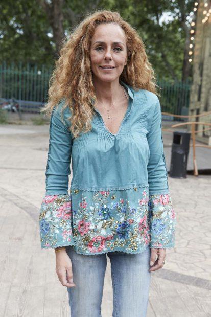 Rocío Carrasco llegó a un acuerdo con el Ayuntamiento de Chipiona el pasado mes de enero/Gtres