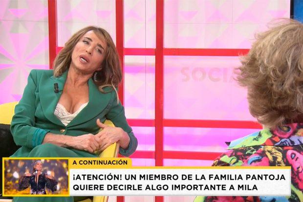 Mila Ximénez y María Patiño / Mediaset