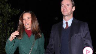 Pippa Middleton y James Matthews en una imagen de archivo / Gtres
