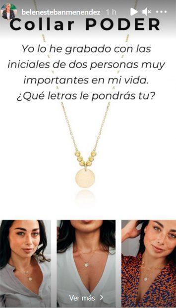 Colección de joyas de Belén Esteban / https://belenestebanoficial.es/productos/joyas/