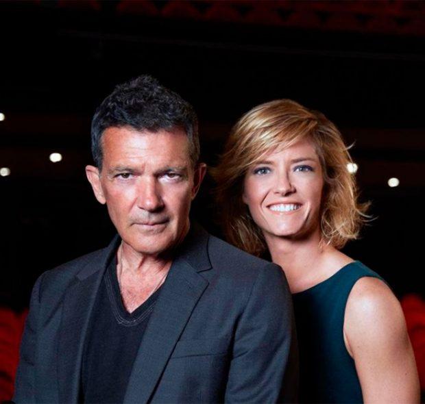 Antonio Banderas y María Casado han sido elegidos por la Academia de Cine para llevar a cabo la próxima edición de la entrega de los Premios Goya/@antoniobanderasoficial