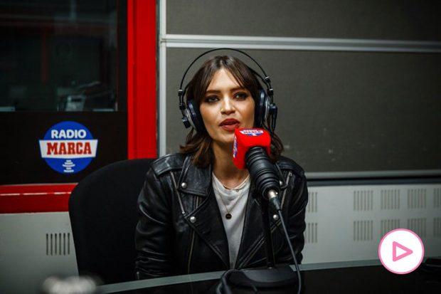 Sara Carbonero también ha vuelto a sus inicios profesionales/ Radio Marca
