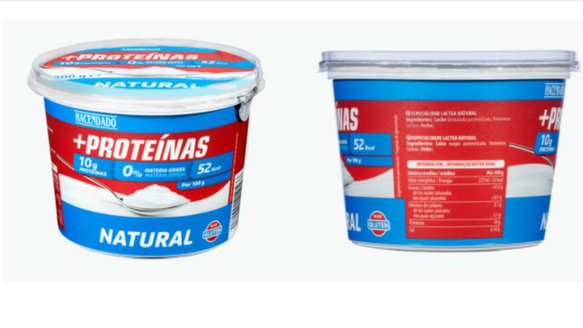 Mercadona Este Es El Yogur De Proteínas Que Recomiendan Los Nutricionistas