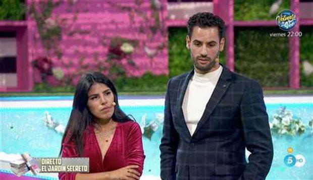 Isa Pantoja y Asraf Beno se han quedado a las puertas de la final de 'La Casa Fuerte 2'/Mediaset