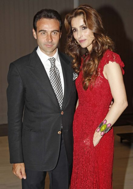 Enrique Ponce y Paloma pasarán Nochebuena y Navidad junto a sus hijas/Gtres