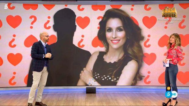 Diego Arrabal ha sido el encargado de dar pistas sobre la identidad del supuesto nuevo amigo especial de Paloma Cuevas/Mediaset