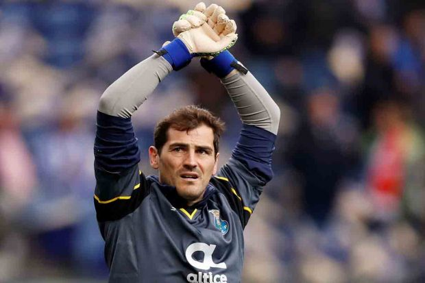 La vuelta de Casillas al Madrid ya es oficial/Gtres