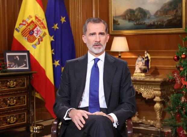 El Rey Felipe