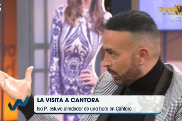 Luis Rollán corrobora la versión de Ana María Aldón/'Viva la vida'