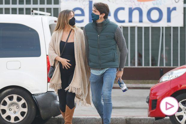 María Pombo y Pablo Castellano ya tiene en brazos a su primer hijo/Gtres