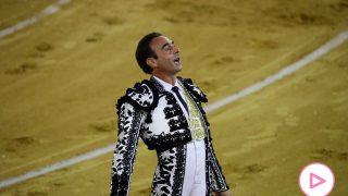 Enrique Ponce, durante un festejo taurino esta temporada / Gtres