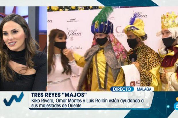 Kiko Rivera, Luis Rollán, Omar Montes y Fani./'Viva la vida'