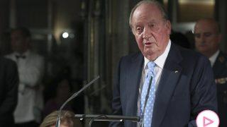 El post de Paloma Cuevas felicitando al rey Juan Carlos / Redes sociales