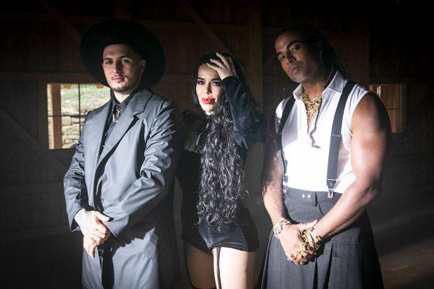 Omar Montes, Beatriz Luengo, Yotuel Romero