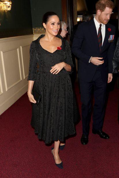 Meghan Markle y el príncipe Harry/Gtres