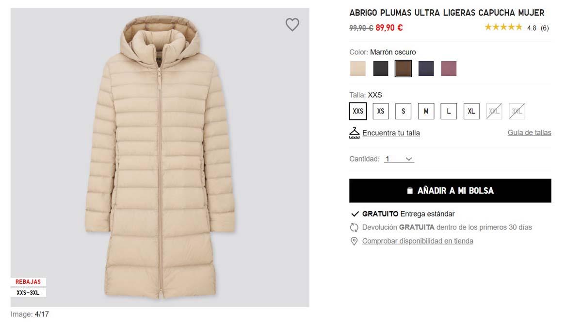 Ola de frío en España: Uniqlo tiene la ropa térmica que necesitas