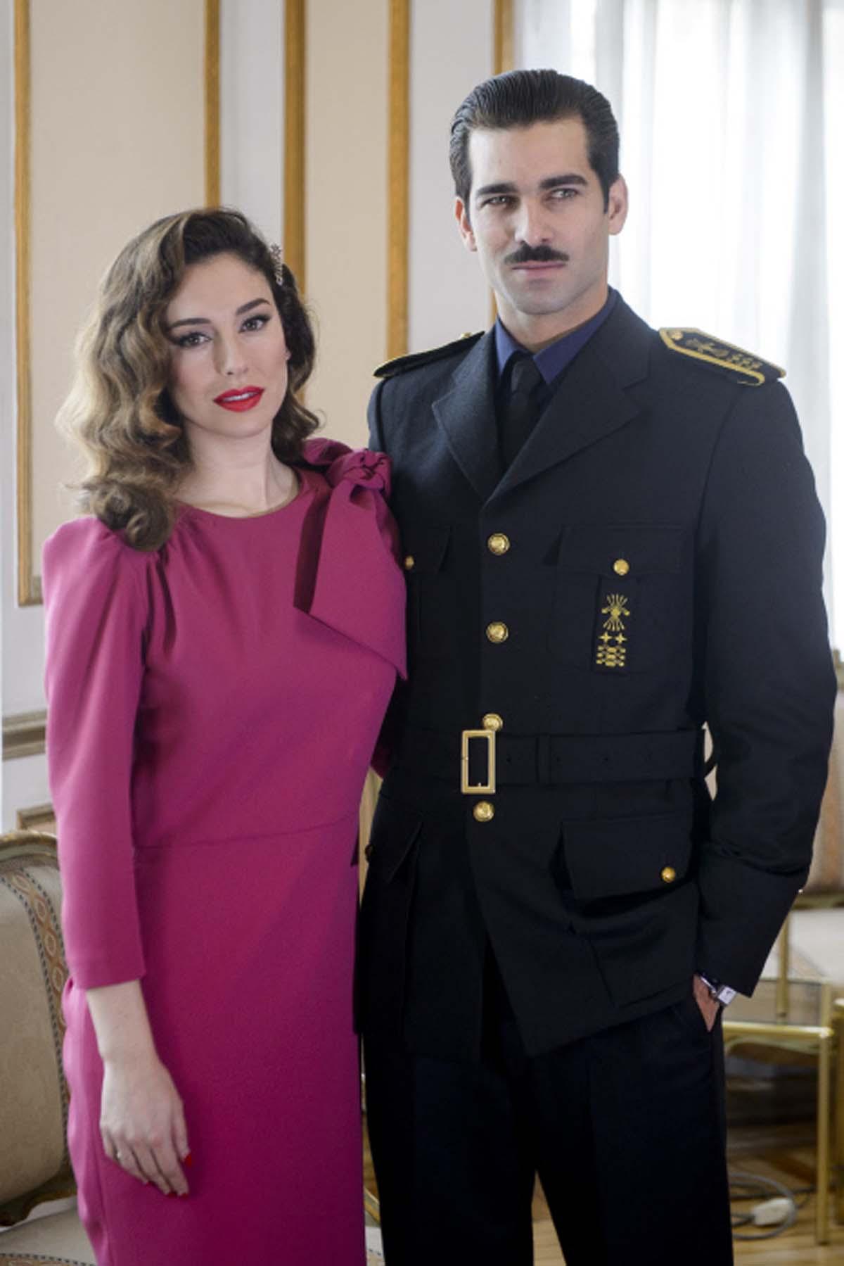 Rubén Cortada y Blanca Suárez
