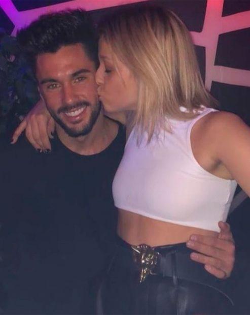 Zayda y Dani García / Instagram