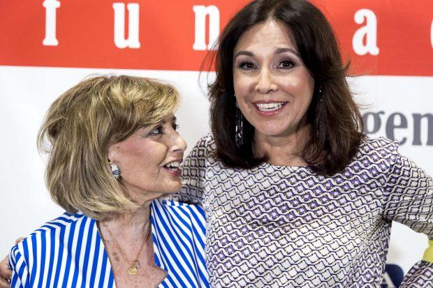 Isabel Gemio, María Teresa Campos