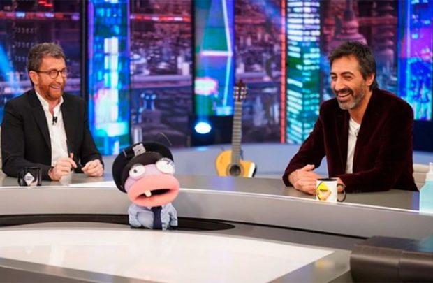 Pablo Motos y Juan del Val