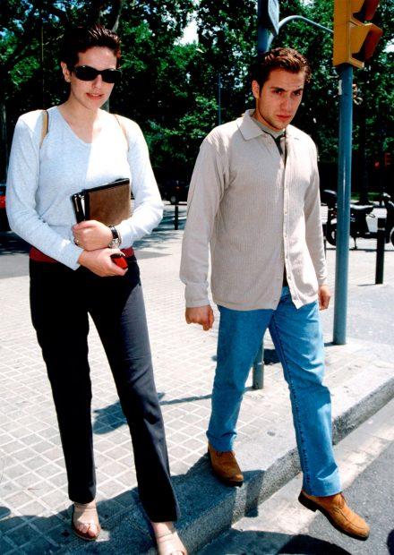 Antonio David y Rocío Carrasco / Gtres