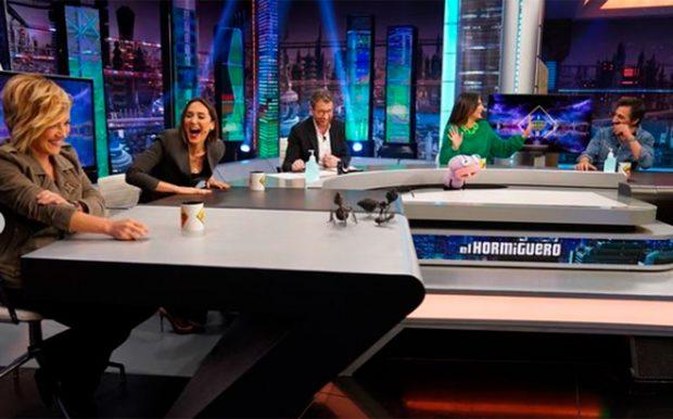 Tamara Falcó, Cristina Pardo, Pablo Motos, Nuria Roca, Juan del Val