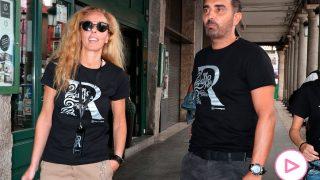 Rocío Carrasco y Fidel Albiac, en una imagen de archivo / Gtres