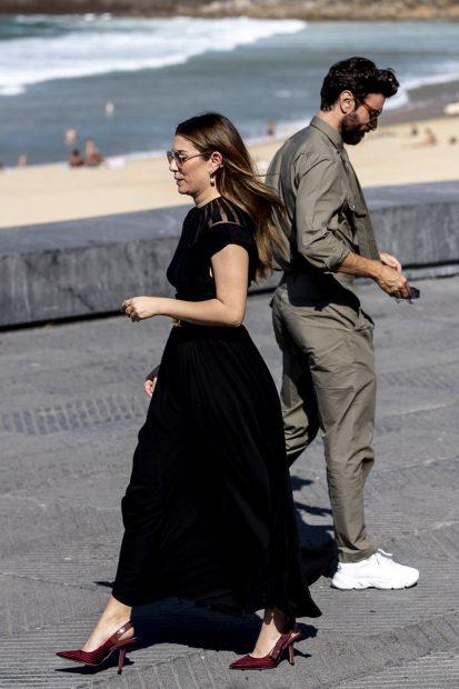 Blanca Suárez y Javier Rey en una imagen de archivo./Gtres