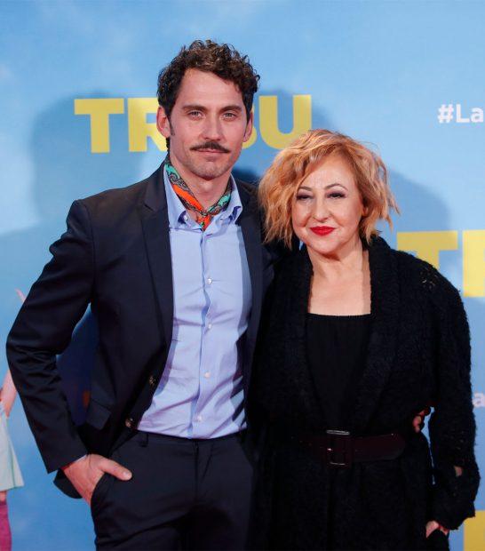 Carmen Machi y Paco León
