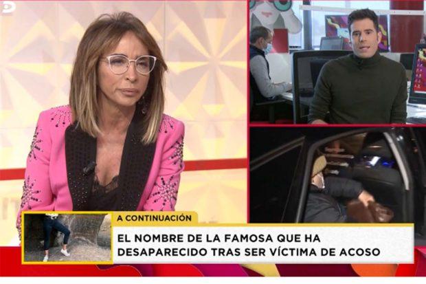 María Patiño presentando 'Socialité'./'Socialité