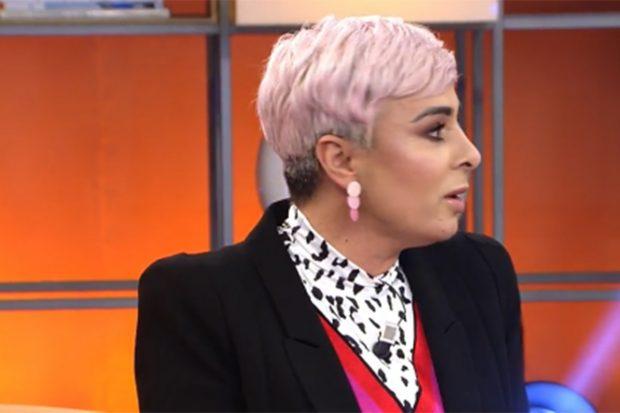 Ana María Aldón reaparece en 'Viva la vida'./'Viva la vida'