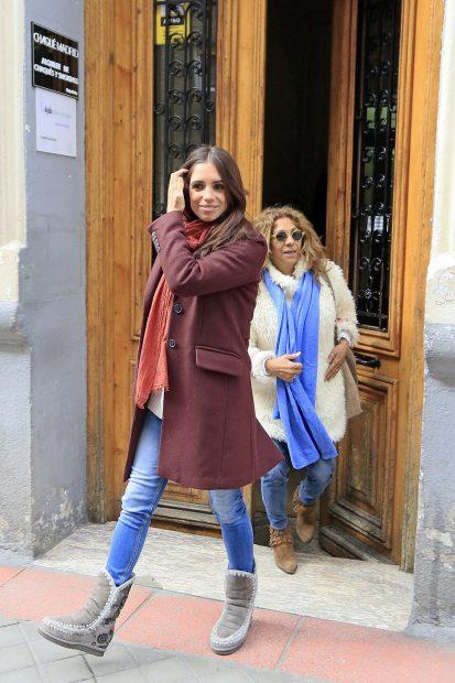 Elena Furiase y Lolita Flores