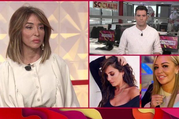 María Patiño aclara las duras palabras que dijo sobre Anabel Pantoja./'Socialité'