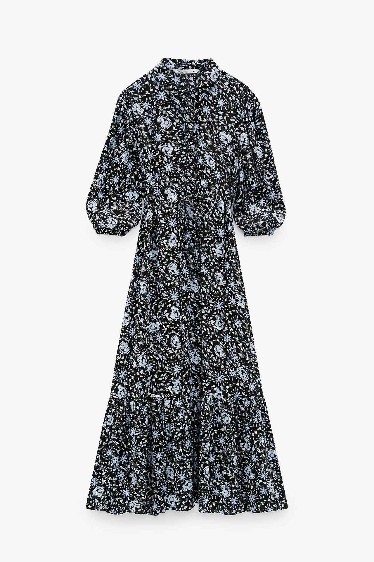 Segundas Rebajas de Zara: 7 vestidos midi con grandes descuentos