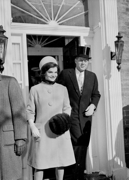 Primera dama Jackie Kennedy