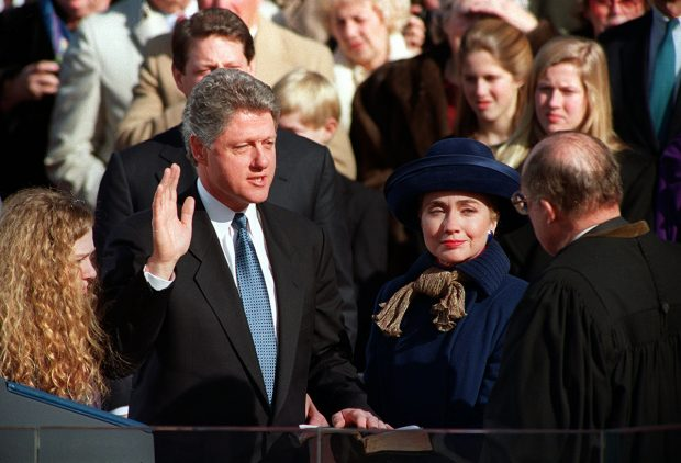 Hilary Clinton primeras damas
