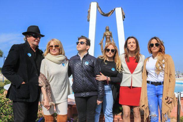 Gloria Camila, Amador Mohedano, Gloria Mohedano, David Flores, Rocío Flores