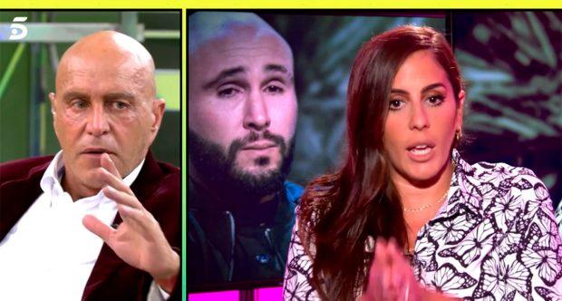 Kiko Matamoros se enfrenta a Anabel Pantoja / Telecinco