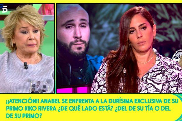 Mila Ximénez y Anabel Pantoja / Telecinco