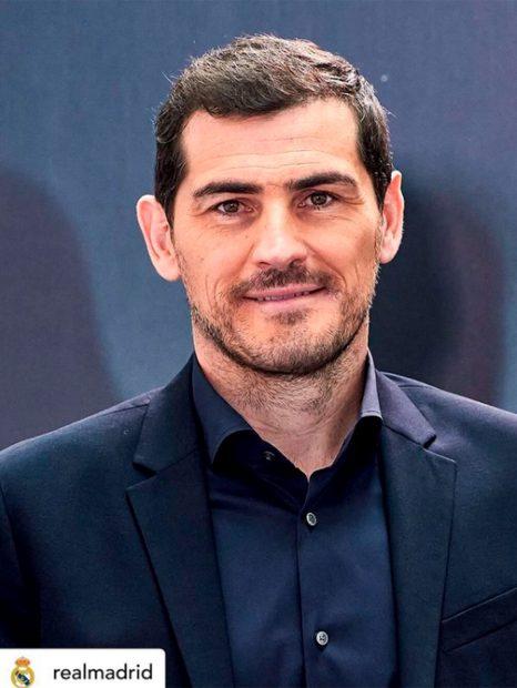 Iker Casillas, adjunto al director de la Fundación Real Madrid / Instagram @ikercasillas