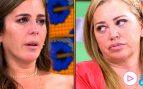 Anabel Pantoja ha protagonizado un duro enfrentamiento con Belén Esteban / Telecinco