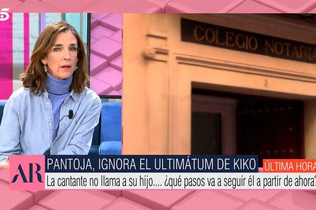 Paloma García-Pelayo ha contado cuáles van a ser los próximos pasos de Kiko Rivera / Mediaset
