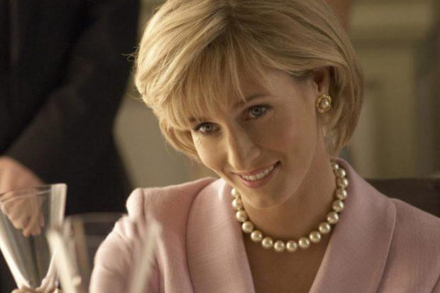 Genevieve O'Reilly dando vida a Lady Di./'Diana: los últimos días de la princesa'