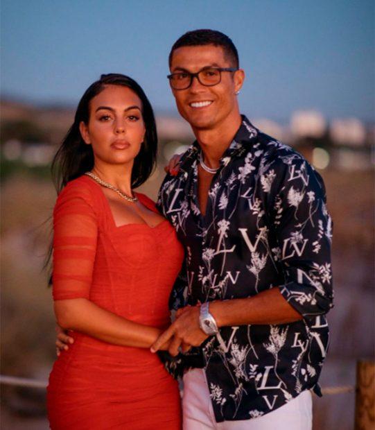 Georgina Rodríguez, Cristiano Ronaldo