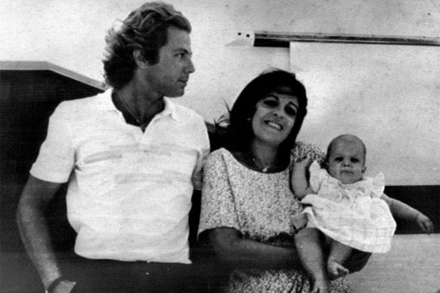 Padres de Athina Onassis./Gtres