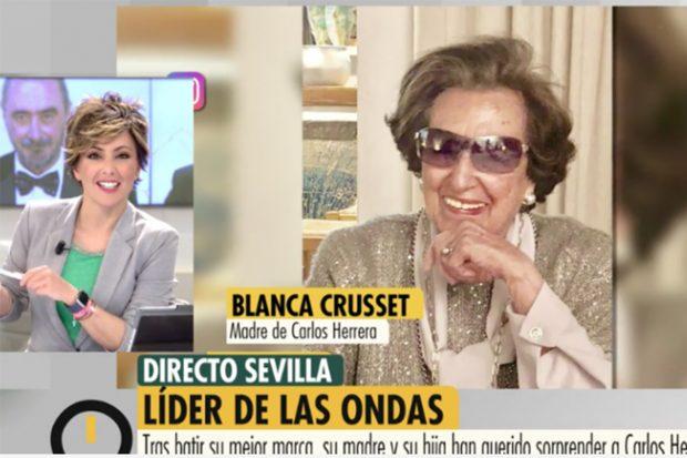 Sonsoles Ónega y Blanca Crusset en 'Ya es mediodía'/Mediaset