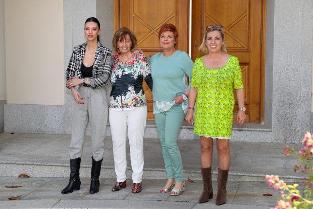 María Teresa y Terelu Campos, Carmen Borrego y Alejandra Rubio/Gtres