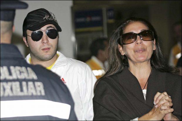 Kiko Rivera e Isabel Pantoja